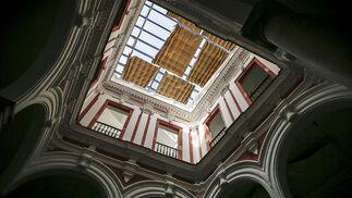 Visita al Palacio de Recaño, sede del futuro Museo del Carnaval