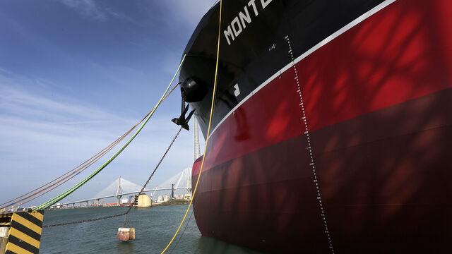 A flote el petrolero 39 monte udala 39 en navantia puerto real for Gimnasio 360 puerto real