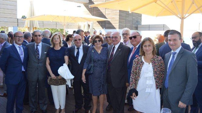 Manuel Rodríguez-Piñero, José Ramón Pérez, José Velasco, Carmen Barragán, José Luis Suárez, Victor Arnedillo, Begoña Gallardo y Carlos Sanz.