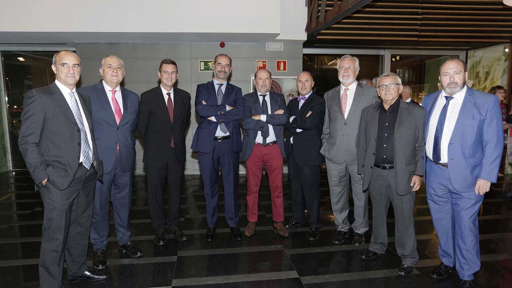 Las imágenes de la entrega del I Premio Federico Joly a Anne Hidalgo