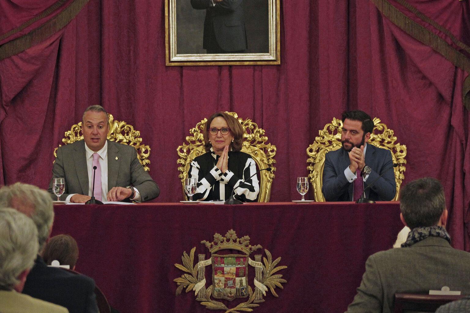 Rebeca Grynspan apuesta por el futuro de Cádiz y Latinoamérica