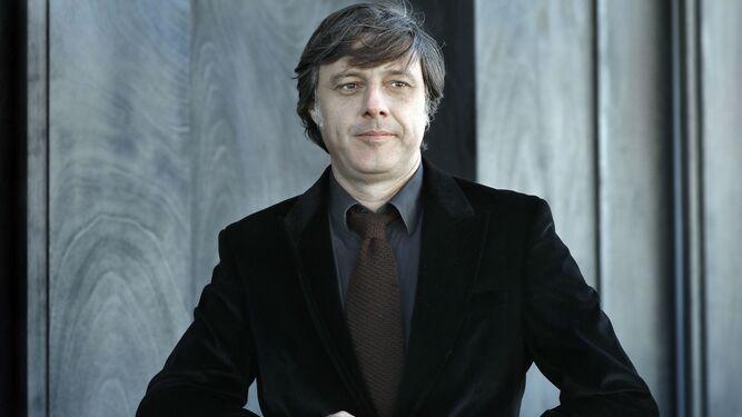 El escritor madrileño Andrés Barba, último Premio Herralde de Novela.