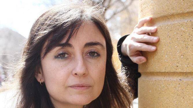 La autora onubense Elvira Navarro.