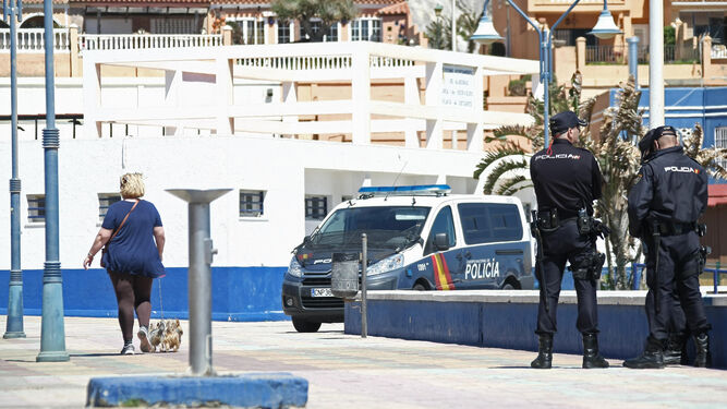 Detienen en algeciras al 39 messi 39 del hach s y pacta su - Policia nacional algeciras ...