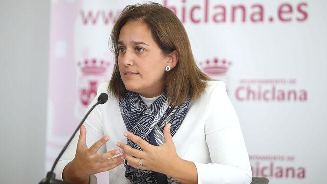 Ana González, delegada municipal de Turismo.