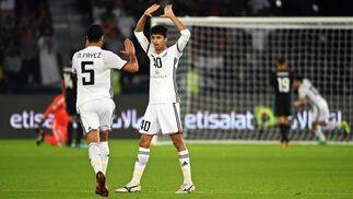 El Al Jazira-Real Madrid, en imágenes