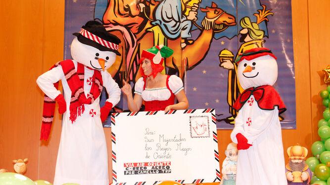 Valle de Cuentos se encargó de la animación de la Gala.
