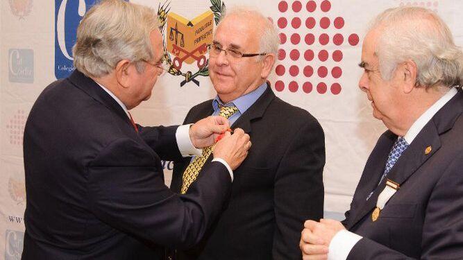 Rafael Trujillo, Isidro Eduardo Gutiérrez y Sebastián Montaldo.