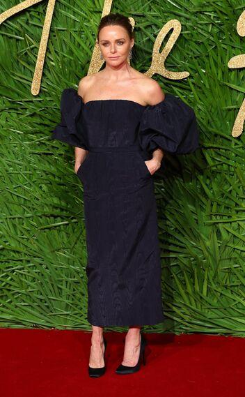 La diseñadora británica  Stella McCartney.