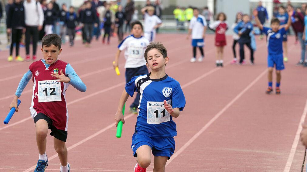 Tercera jornada de la XL Olimpiada Marianista