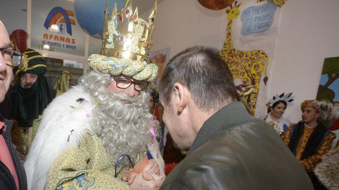 Una maratoniana jornada para los Reyes Magos