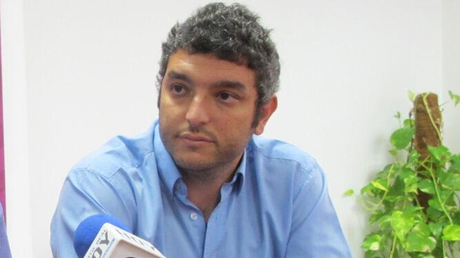 Antonio Villalpando.