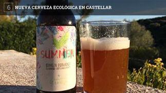La Ecotapería El Cortijo, situada junto al castillo de Castellar, ha dado a esta población su propia cerveza. Se trata de Summer Day, y como no podía ser menos tratándonse de un establecimiento de este tipo, es ecológica al cien por cien.