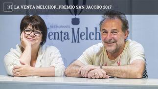 La Venta Melchor de Conil ha conseguido este un galardón instituido por la revista gastronómica Cosasdecome y que premia el título de establecimiento más recomendado por sus lectores durante el año. En segunda posición ha quedado La Curiosidad de Mauro de Cádiz, mientras que la Venta Patrite de Alcalá de los Gazules ha logrado la tercera.