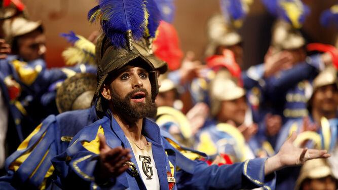 El coro de Mérida 'El conquistador'
