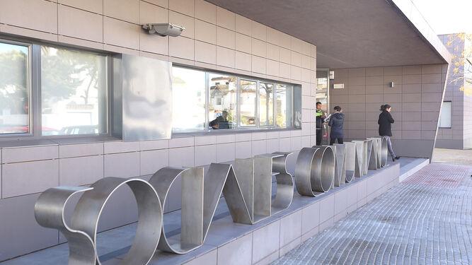 Edificio de Servicios Sociales donde se podrá consultar el listado con las personas seleccionadas.