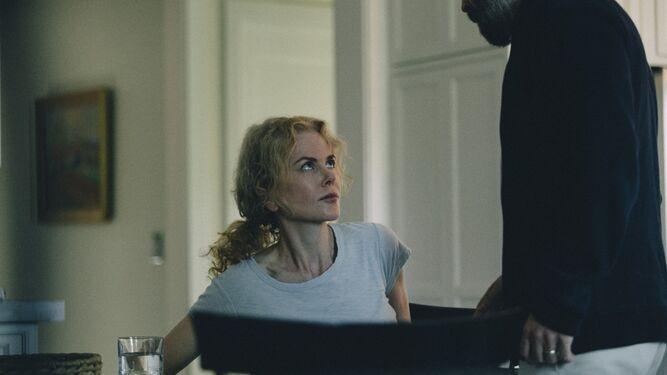 Nicole Kidman, en 'El sacrificio de un ciervo sagrado'.