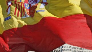 Visita de los Reyes al Juan Sebastián de Elcano