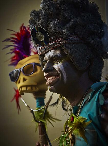 Chirigota 'No tengo el Congo pa Farolillos'