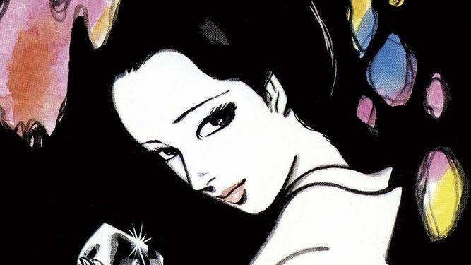 Detalle de la portada de la obra.