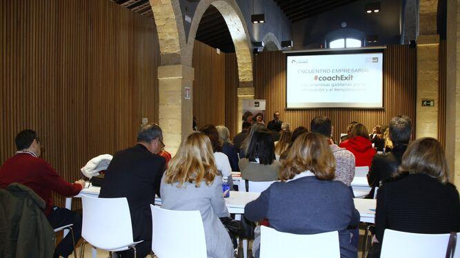 Los asistentes conocieron de primera mano los detalles de este programa social y empresarial.