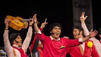 Las imágenes de la tercera semifinal
