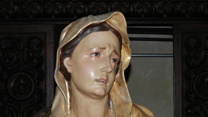 La Virgen del Mayor Dolor.