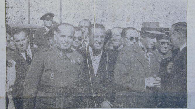 El general José Enrique Varela Iglesias.