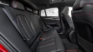Galería de fotos del nuevo BMW X4 2018