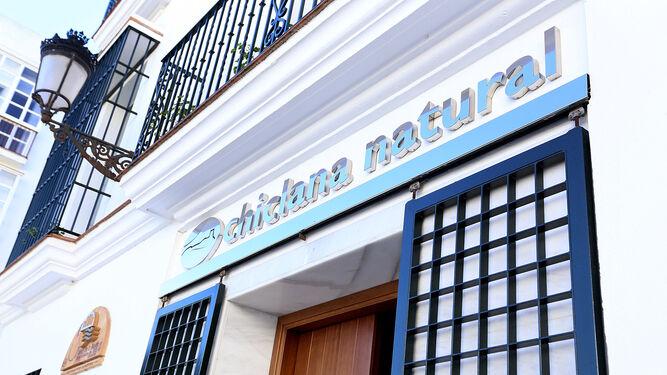 Edificio de la empresa municipal Chiclana Natural, encargada de elaborar la estadística.