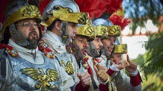 Las imágenes de la Batalla de Coplas y el carrusel de la Viña