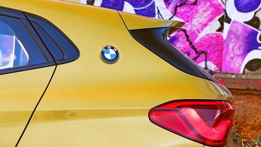 Galería de fotos del nuevo BMW X2 2018