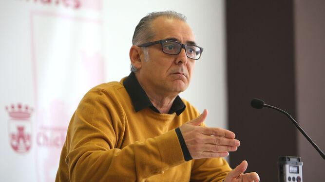 Joaquín Páez, delegado municipal de Medio Ambiente.