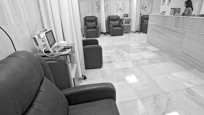La ampliación de Urgencias ya está en funcionamiento, lo que hace que las esperas de sus pacientes sean aún más cortas.
