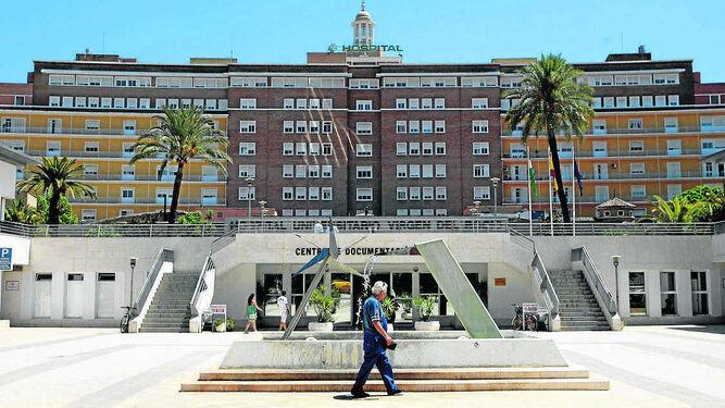 Resultado de imagen de hospital Virgen del Rocío de Sevilla.