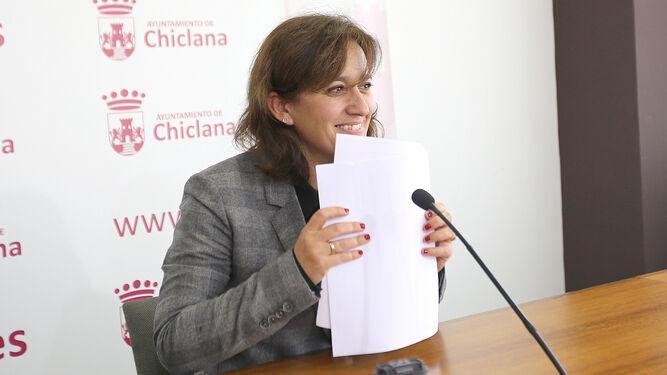 Ana González, delegada de Turismo, en una imagen de archivo.