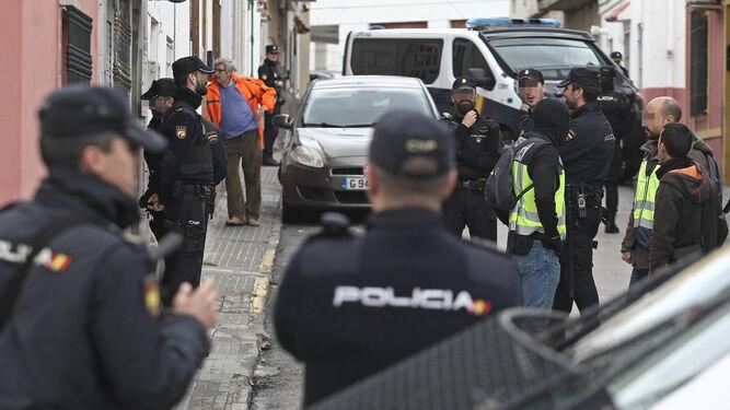 La Policía detiene a dos personas por un secuestro exprés en Algeciras