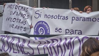 IMÁGENES DEL 8-M, DÍA INTERNACIONAL DE LA MUJER