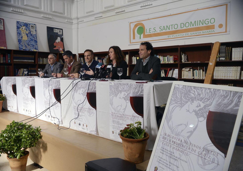 Santo Domingo se prepara para la IX Muestra de Vinos Tintos