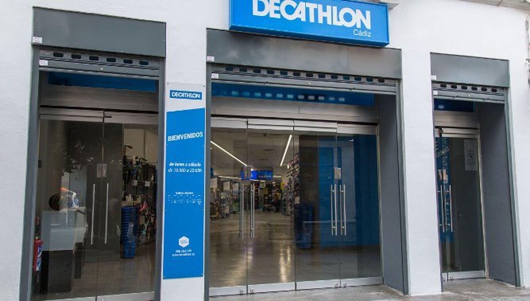 Decathlon inaugura tienda en Cádiz