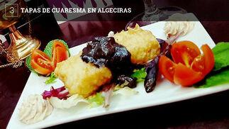 Doce establecimientos de Algeciras participan hasta el próximo día 25 de marzo en el tercer concurso de tapas de Cuaresma. Todos tendrán una tapa especial dedicada a esta época del año que venderán a 3 euros con bebida incluida.