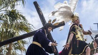 Las imágenes del Jueves Santo en San Fernando