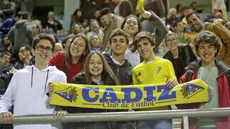 Las imágenes del Cádiz-Almería