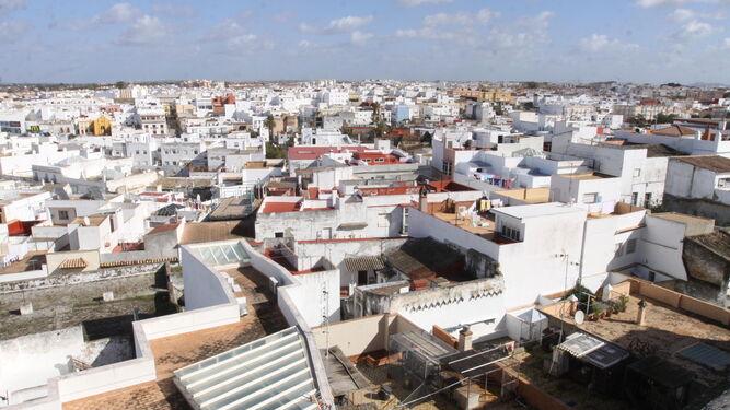 Vista de la localidad que, en su mayoría, se verá beneficiada por la instalación de la nueva red comunicativa.