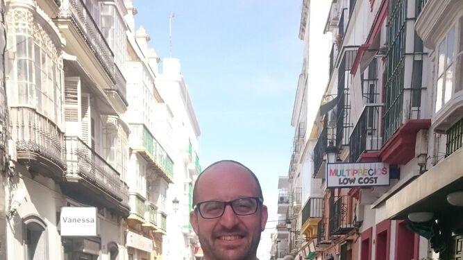 El candidato del Partido Popular a la Alcaldía, Germán Beardo.