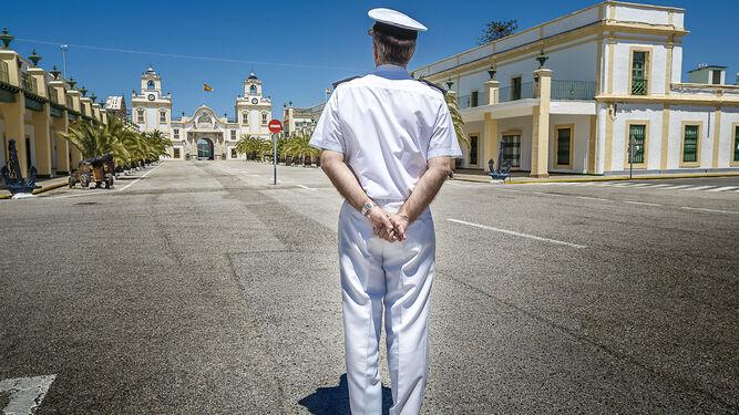 La formación de los marineros saudíes se realizará en los antiguos cuarteles del arsenal de La Carraca.