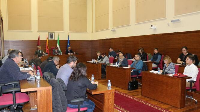 La iniciativa se debatió en una sesión plenaria de carácter extraordinario.