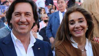 Antonio Chávarri y Mónica Fernández de Valderrama (Materia Prima)
