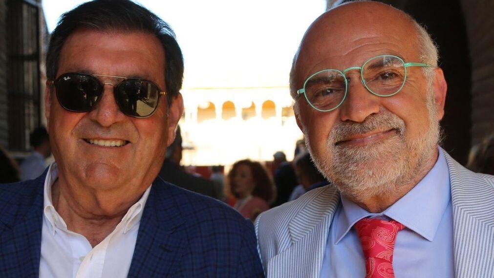 Francisco Marco y Alfonso Rodríguez 'El Cani'