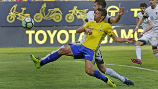 Las imágenes del Cádiz-Sporting